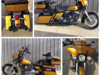 1995 HARLEY ELECTRA GLIDE CLASSIC 30,300 MILES ON IT,