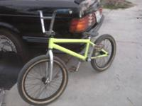 Whats good craigslisters, i have a custom haro bmx that