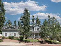 Custom home in Lockett Park sits on a 13,424 sq.ft.