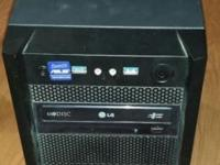 Custom Intel Xeon Quad Core Raid Server-$900 Windows