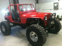 Custom 1979 CJ 7 ? Fully roller 401 AMC Motor,