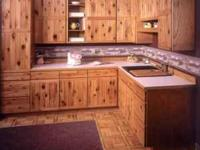 Custom Cabinets Great for Any Room! Kitchen, Den,