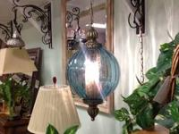 We have lamp shades... custom made to order! Call us or