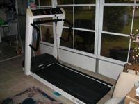 We have a custom Landis treadmill for sale, it was an