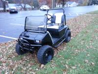 I have a really nice 2003 Club Car DS IQ 48v Electric