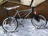 I have a custom lowrider professionaly powder coated