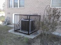 We build custom a/c unit protection covers.All covers