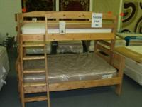Descripción Bunk beds and lofts made in Independence,