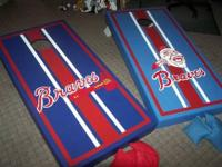 CUSTOM MADE CORNHOLE BOARDS!! Would make GREAT Father's
