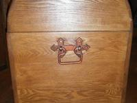 Here is a beautiful chest I had custom made for my
