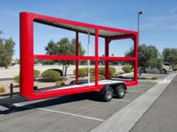 $15,000 or best cash offer or trade Custom Sign Trailer