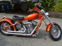 For Sale: Custom Motorcycle / Chopper Modeled After
