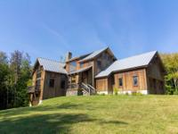 A meticulous mountain home conveniently located in