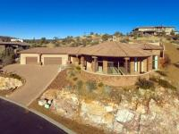 2008 custom home with dramatic 180+ degree views. 5,521