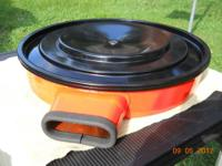 Here is a great option for a custom air cleaner at a