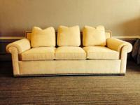 Custom Sofa by David Roberts (a division of Green Bay