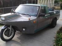 FOR SALE !!!! CUSTOM TRIKE !!!! ONE OF KIND FEATURED IN