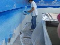 ~ Tropical Murals Created Custom for you by Dale Werner