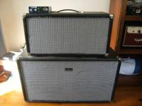 I built this guitar amplifier a couple of years ago