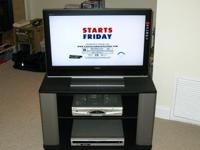 "Custom-made TELEVISION Stand (console) - For 32"" plus,"