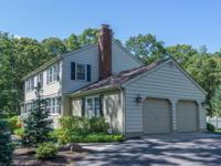 Custom Built Updated Center Hall Colonial Situated On