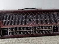 ***Custom V3 Carvin Guitar Amplifier amp*** *Channel 2