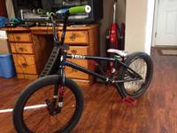 I have a wethepeople bmx bike for sale. I used to ride