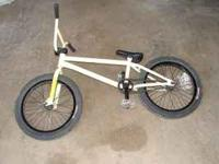 Obviously a solid BMX bike when you look at the