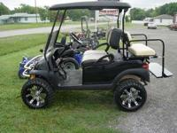 Generating your golf cart to be tailored any sort of