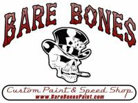 At Bare Bones Custom Paint & Speed Shop, we'll restore