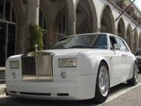 Rolls Royce Custom Body Conversion Package Bring your