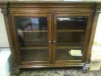 Need a china cabinet, curio cabinet or trophy cabinet