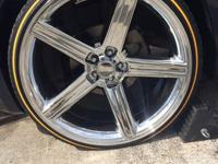 Are you fed upped of your tires and rims looking plain?
