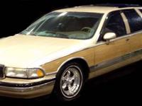1994 Buick roadmaster wagon. Belltech lowering spindles