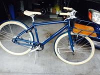 Outstanding bike! Very reduced miles and in terrific