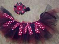I make customized tutu's for any ages, sizes, and