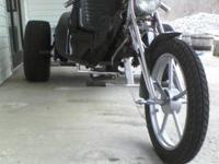 I have owned this trike for over 5 years and she runs