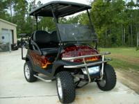OFFICIAL CLUB CAR DEALER!!!! Club Car Precedent 48