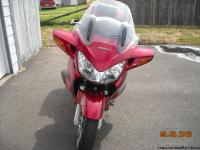 Selling my 2008 ST1300 Candy Red. Custom Corbin seat.