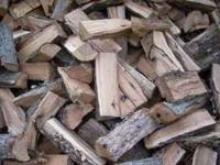 CUT, SPLIT, SEASONED OAK FIREWOOD FOR SALE. $70 TRUCK
