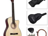 This Beautiful Acoustic Guitar Is A Functional Acoustic