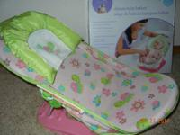 INFANT BATHER ~ Very Cute Design & Like New. Bought