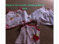 My little girl has upgraded sizes and I have tons of