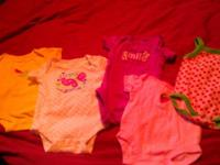 I HAVE A Great Deal Of BABY WOMAN CLOTHES FOR SALE.