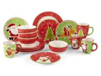 North Pole Dinnerware ,Cute Christmas Dishes! The