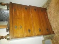 Type:BedroomIn good condition.Lower drawer is cedar