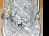 I have an adorable infant Graco car seat with the base