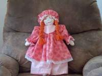 handmade lil cute babies, these dolls r made so cute,