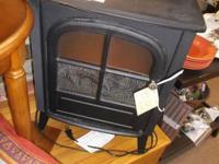 This electric stove is in working condition - made to