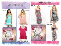 Cloth/Shoes/Accessories:WomenType:DressesWe are your